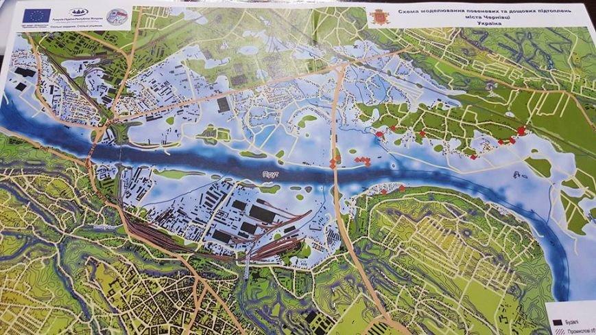 Чернівці будуть боротися з паводками за допомогою румунських колег (фото) - фото 1