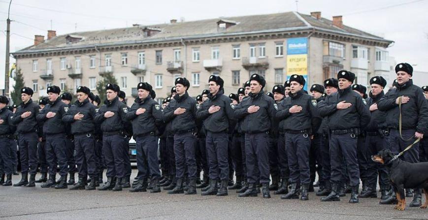 Презентація білоцерківської патрульної поліції (фото) - фото 11