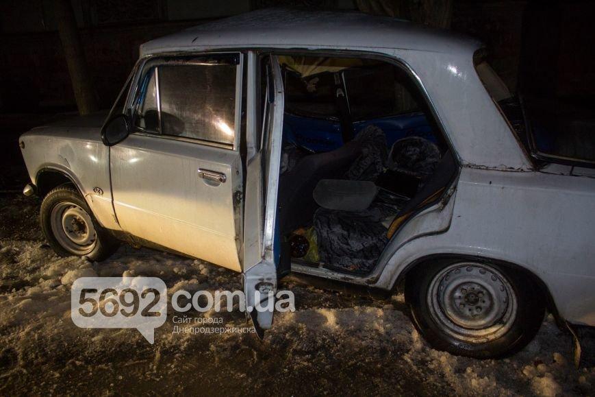 ДТП в Днепродзержинске: автомобиль врезался в дерево (фото) - фото 4