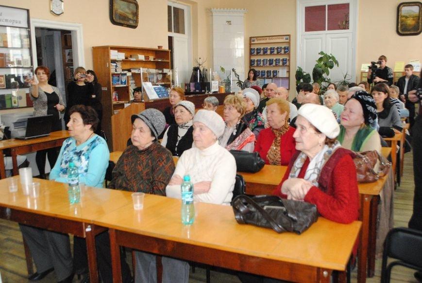 В Ялте презентовали книгу «Солдаты победы. Один день на фронте», фото-3