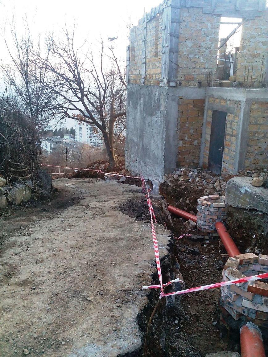 Жители Гаспры просят защиты от беспредела: элитный дачный посёлок уничтожает ландшафт, фото-3