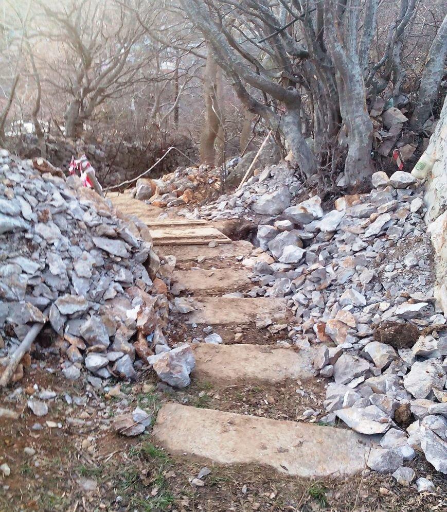 Жители Гаспры просят защиты от беспредела: элитный дачный посёлок уничтожает ландшафт, фото-4