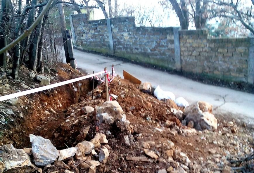 Жители Гаспры просят защиты от беспредела: элитный дачный посёлок уничтожает ландшафт, фото-2