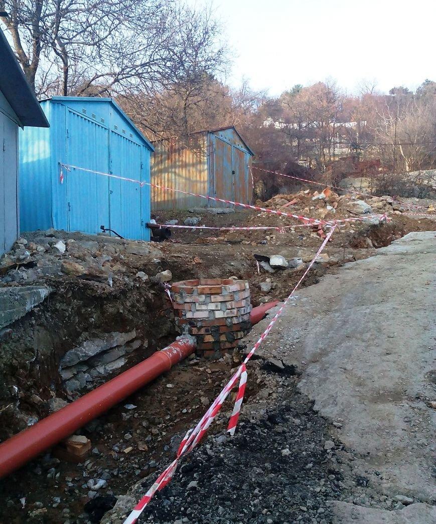 Жители Гаспры просят защиты от беспредела: элитный дачный посёлок уничтожает ландшафт, фото-1