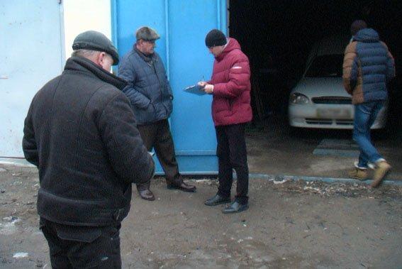 В Славянске угнали автомобиль, который сотрудники ОП позже обнаружили в соседнем городе (фото) - фото 1