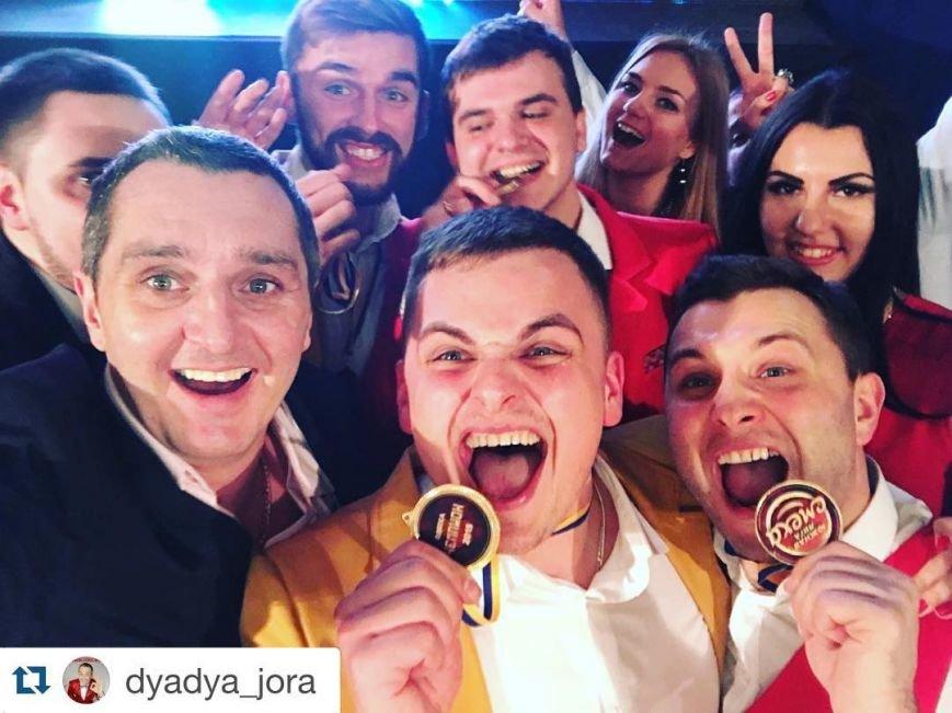 Хмельницька квк-команда потрапила до другого сезону «Ліги сміху» (Фото, Відео) (фото) - фото 1