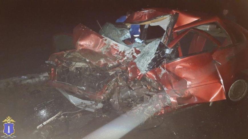 Вчера в Ульяновской области в авариях погибли две женщины и два ребенка. ПОДРОБНОСТИ, фото-1