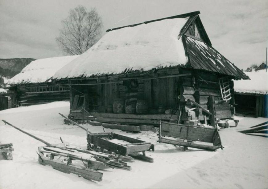 У мережі з'явилася підбірка фото старої Ворохти (ФОТО), фото-7
