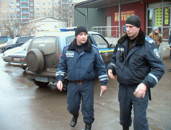 В Славянске прибавилось количество автопатрулей (фото) - фото 1