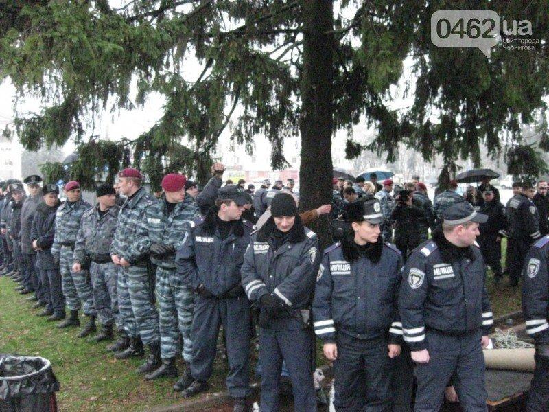 Суд оправдал милиционера, котрого обвиняли в разгоне Евромайдана в Чернигове, фото-2