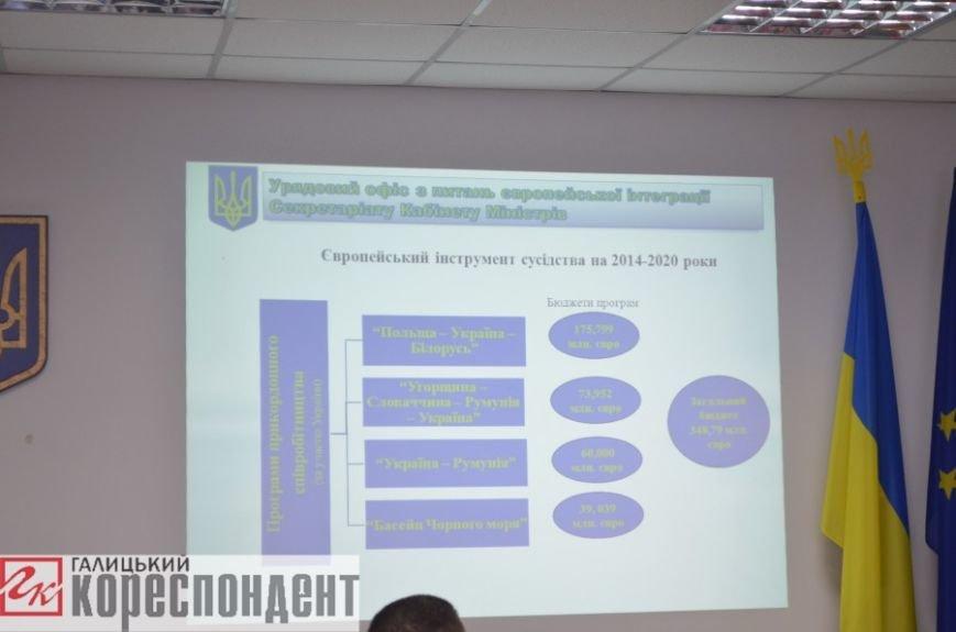 У Франківську представили програму транскордонного співробітництва, фото-4