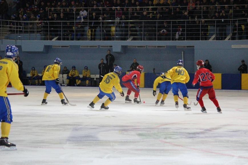 Российская команда проиграла шведской на мировом хоккейном чемпионате, фото-1