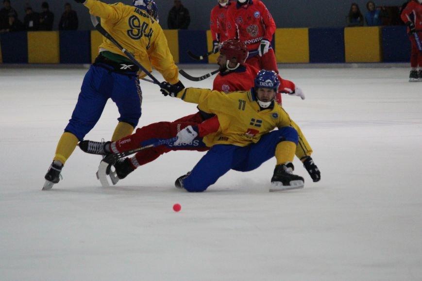 Российская команда проиграла шведской на мировом хоккейном чемпионате, фото-12