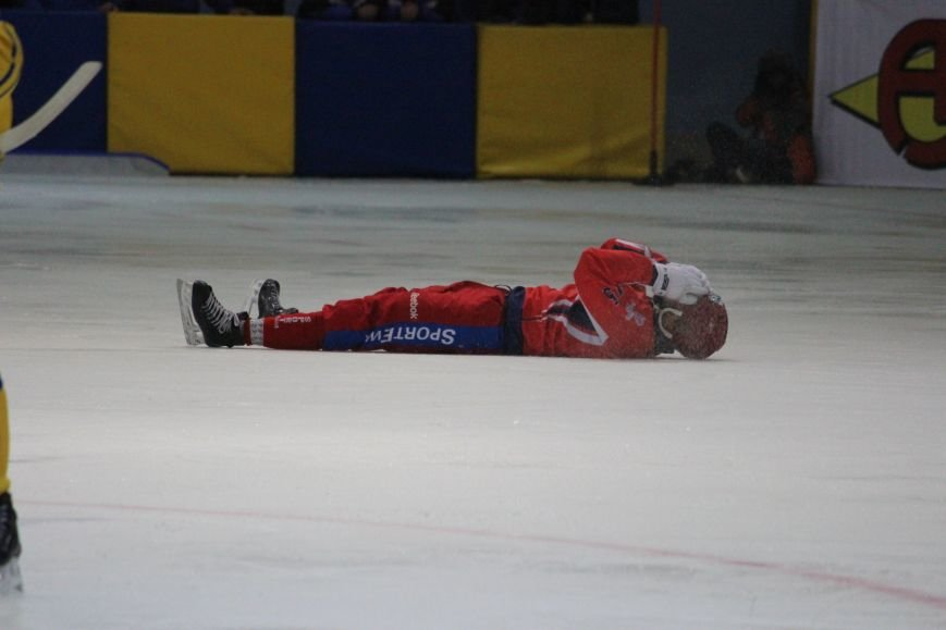 Российская команда проиграла шведской на мировом хоккейном чемпионате, фото-10