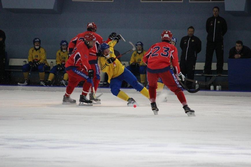 Российская команда проиграла шведской на мировом хоккейном чемпионате, фото-4
