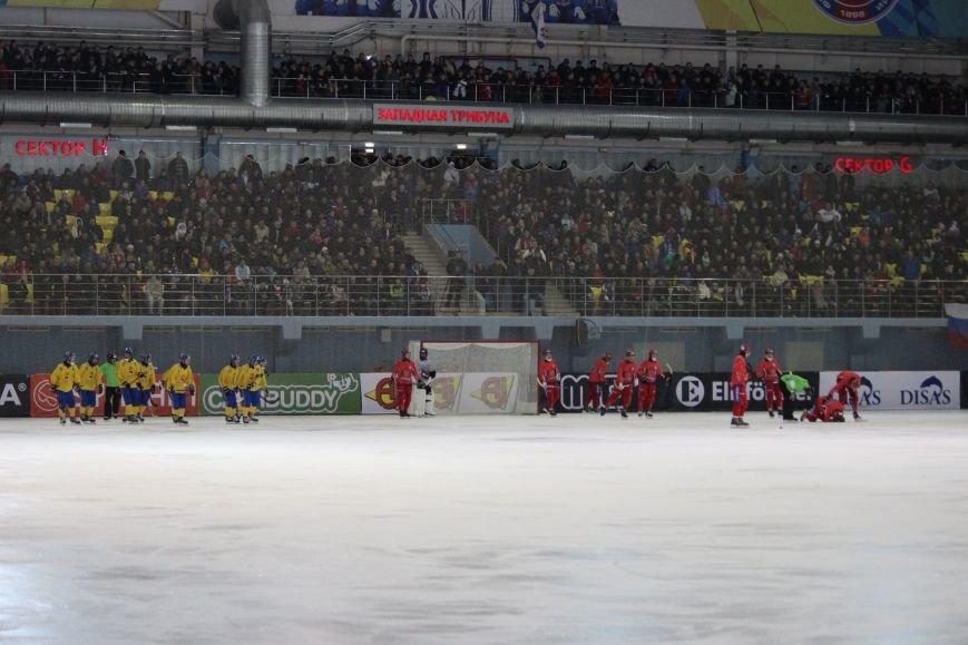 Российская команда проиграла шведской на мировом хоккейном чемпионате, фото-6