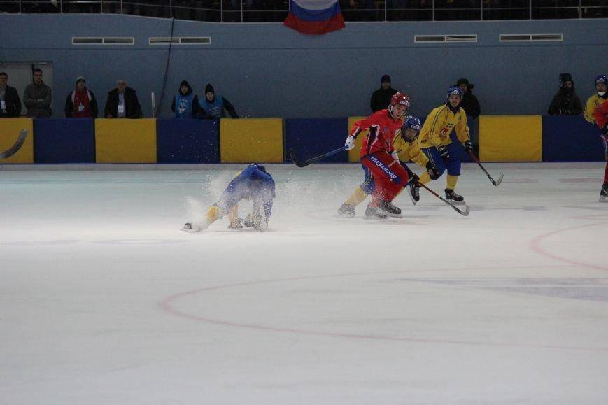 Российская команда проиграла шведской на мировом хоккейном чемпионате, фото-14