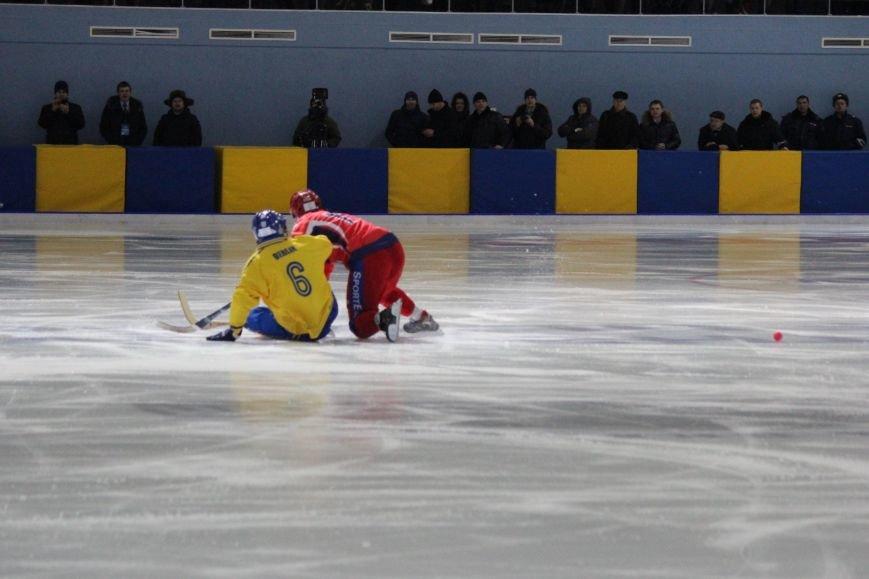 Российская команда проиграла шведской на мировом хоккейном чемпионате, фото-16