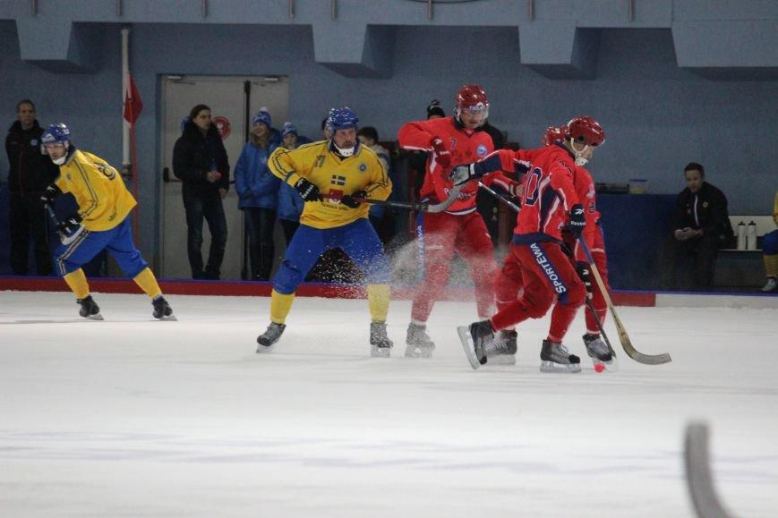 Российская команда проиграла шведской на мировом хоккейном чемпионате, фото-9