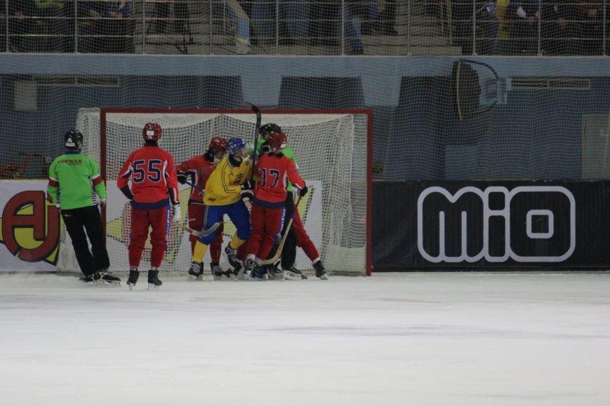Российская команда проиграла шведской на мировом хоккейном чемпионате, фото-7