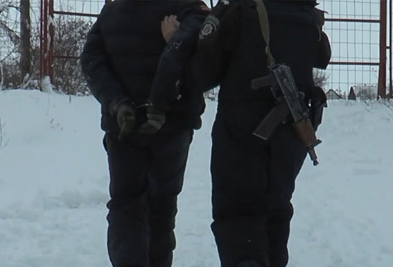 В Сумах задержали дачного вора (ФОТО) (фото) - фото 1