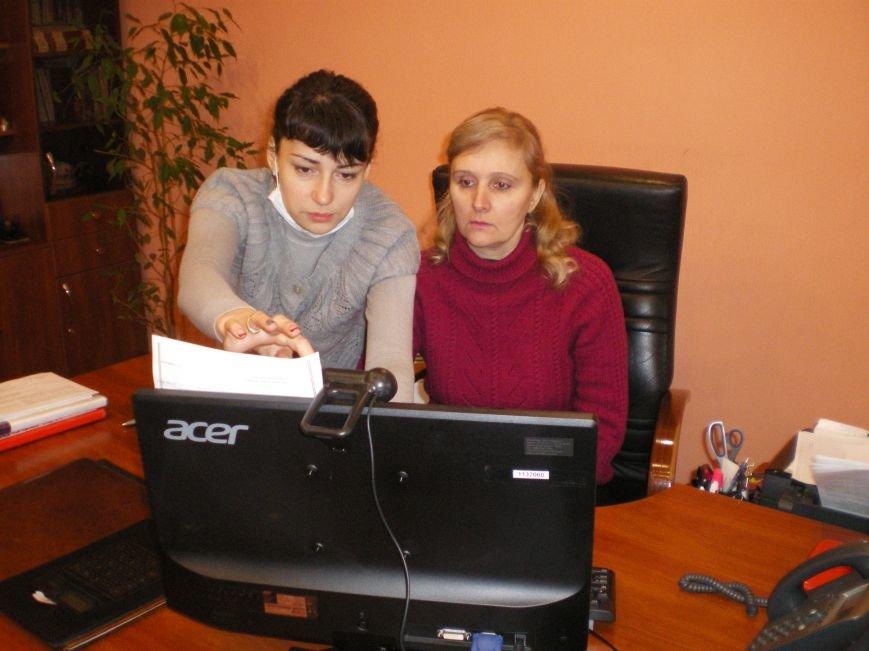 В Димитрове введение видеорезюме местным центром занятости дает первые результаты (фото) - фото 1