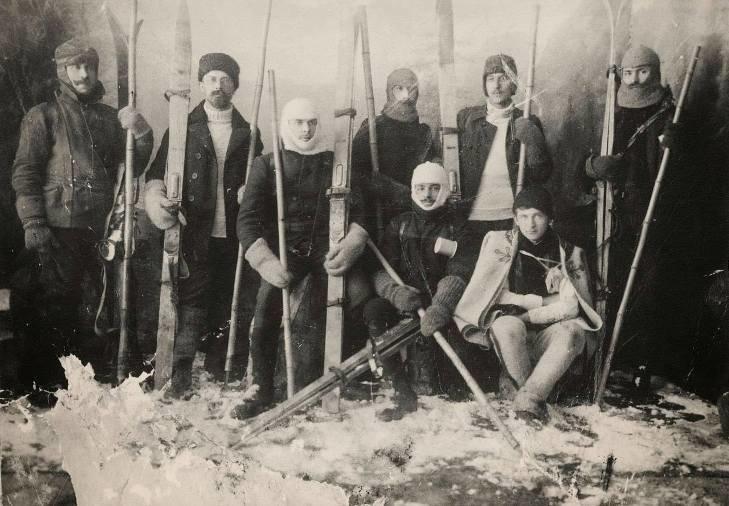 Як вперше підкорювали зимову Говерлу у кінці ХІХ століття (ФОТО), фото-5