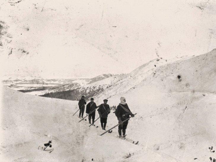 Як вперше підкорювали зимову Говерлу у кінці ХІХ століття (ФОТО), фото-7