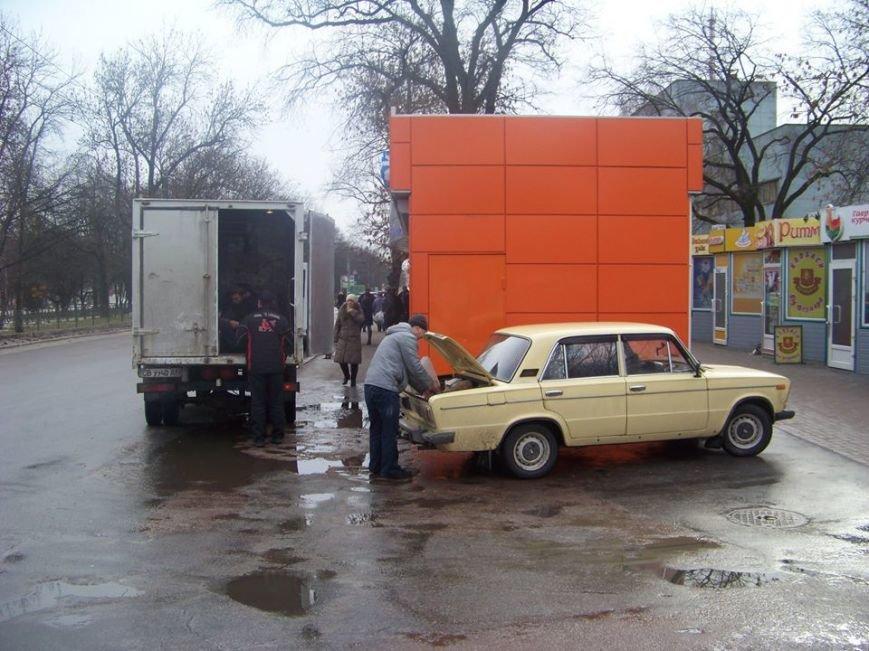 В Чернигове на улице Рокоссовского наконец-то убрали «трубу», фото-4