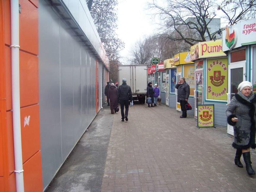 В Чернигове на улице Рокоссовского наконец-то убрали «трубу», фото-6