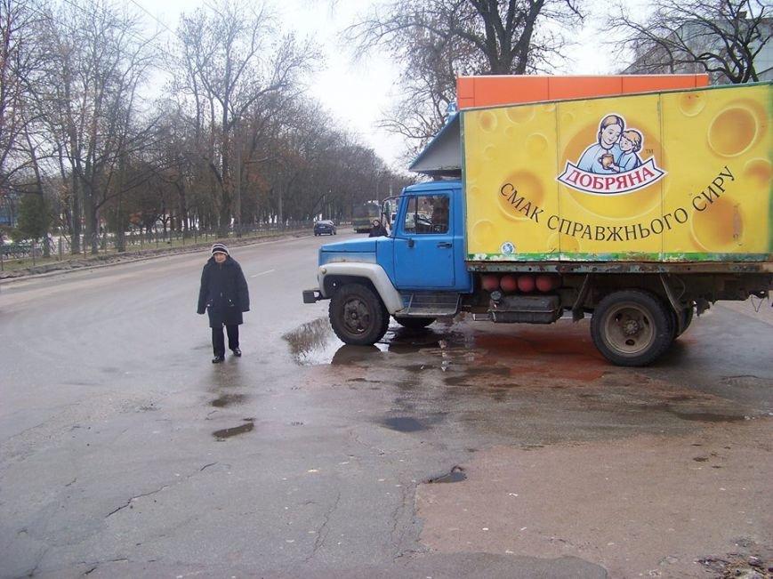 В Чернигове на улице Рокоссовского наконец-то убрали «трубу», фото-5