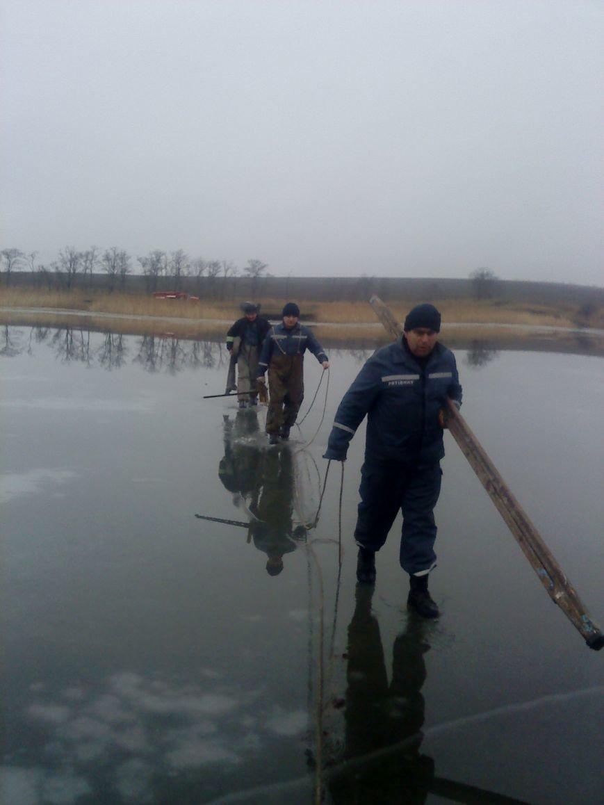 Рыбак утонул под Мариуполем (фото) - фото 1