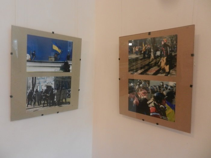 У Тернополі відкрили виставку «Розстріляний майдан» (фото) - фото 1