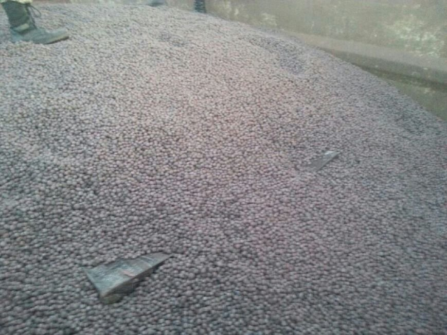 Серед котунів митники виявили 10 тисяч пачок цигарок (фото) - фото 1