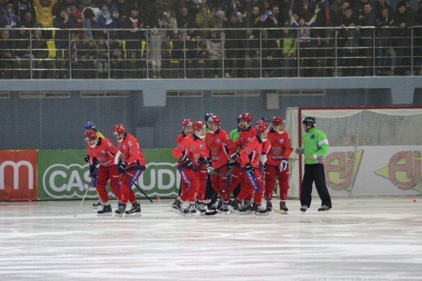 Сборная России прошла в полуфинал Чемпионата мира по хоккею с мячом, фото-1