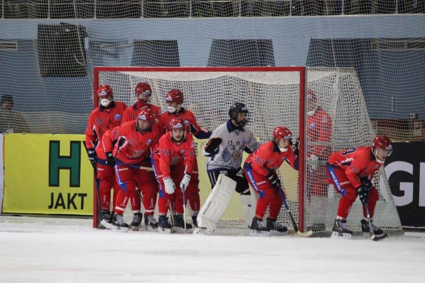 Сборная России прошла в полуфинал Чемпионата мира по хоккею с мячом, фото-4