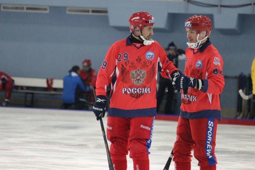 Сборная России прошла в полуфинал Чемпионата мира по хоккею с мячом, фото-3