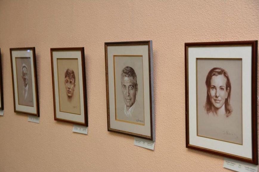 выставка мужчины и женщины