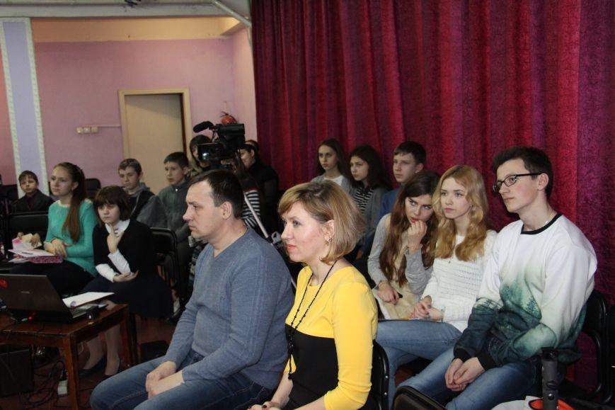 В  Добропольском ЦДЮТ состоялось награждение победителей конкурса фотоаматоров, фото-13