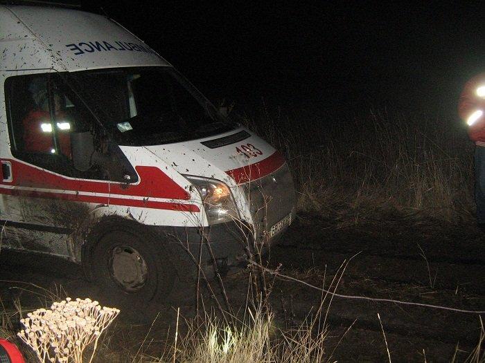 Героическое спасение медиков и скорой помощи произошло в Луганской области (ФОТО) (фото) - фото 2