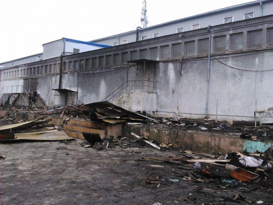 2c5ec9d3af1d328f2c537660dee80e3d Сгоревший на Котовского в Одессе рынок начали восстанавливать
