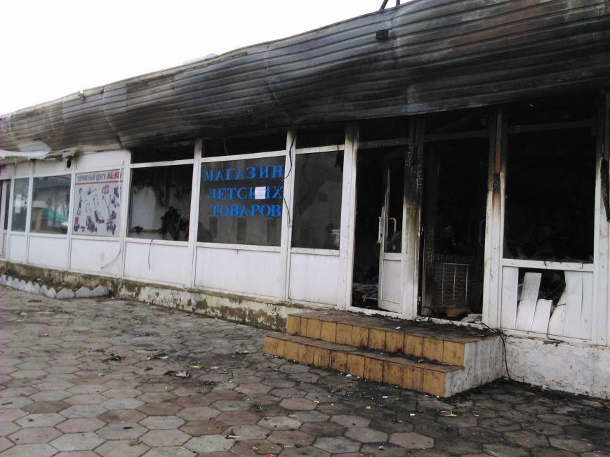b4cdc2e50e4d3d89ab02e58f84e403f4 Сгоревший на Котовского в Одессе рынок начали восстанавливать
