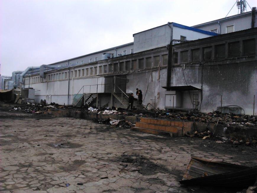 eb0668ee30121088f93447b2aee24724 Сгоревший на Котовского в Одессе рынок начали восстанавливать