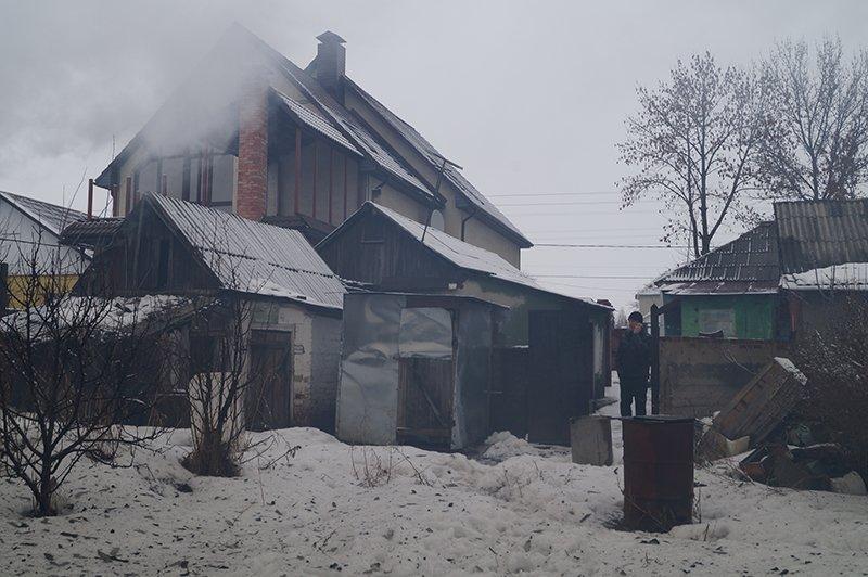 В Белгороде по улице Сумской сгорела мебельная мастерская (фото) - фото 7