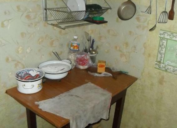 В Полтавской области 36-летний мужчина чуть не убил свою сожительницу (фото) - фото 1