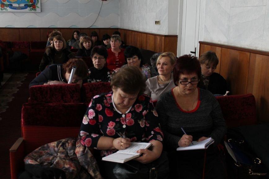 В Добропольском районе состоялись учения по гражданской защите, фото-3