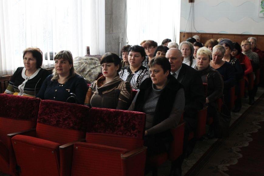 В Добропольском районе состоялись учения по гражданской защите, фото-2