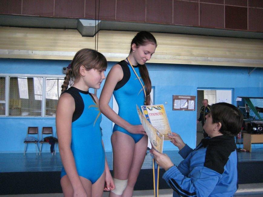 5 днепродзержинцев отправятся на Чемпионат Украины по прыжкам на акробатической дорожке (фото) - фото 2