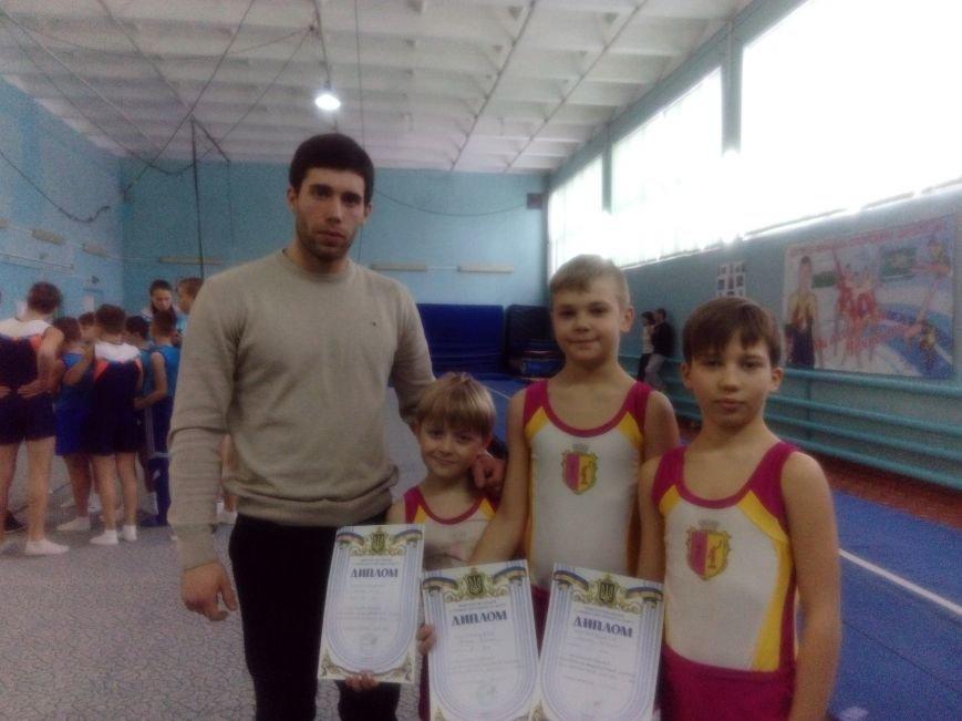 5 днепродзержинцев отправятся на Чемпионат Украины по прыжкам на акробатической дорожке (фото) - фото 6