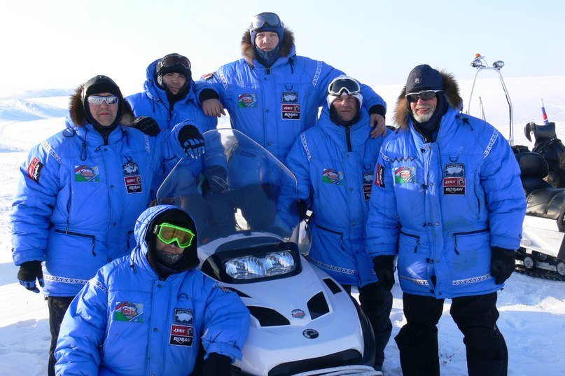 """""""Северный Десант"""" поделится с российскими спецназовцами накопленным опытом в Арктике, фото-5"""